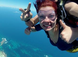 14,000 Feet Tandem Skydive