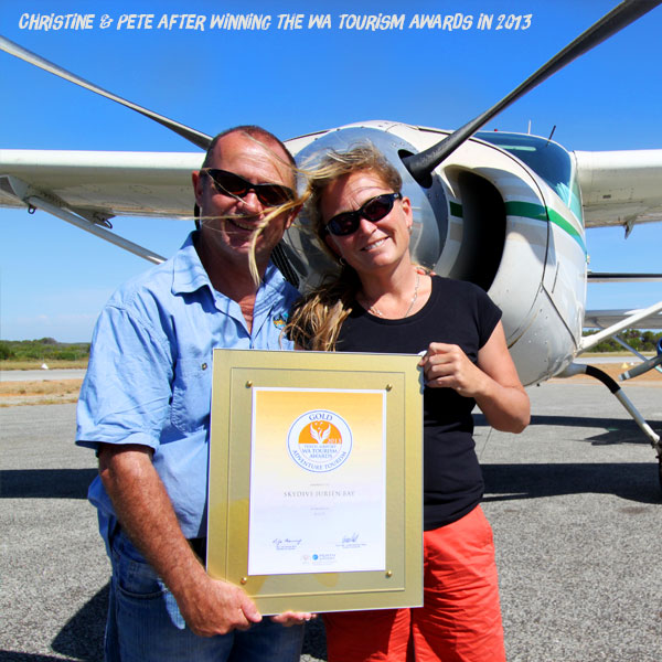Why we don't do Groupon - Skydive Jurien Bay